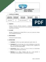 FORMATO PROCEDIMIENTO DE RECLUTAMIENTO