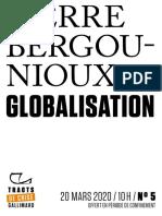 9782072909689 - Pierre Bergougnioux - Globalisation