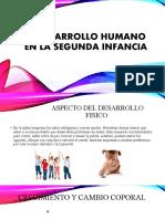 SEGUNDA INFANCIA (PSI. DEL NIÑO)