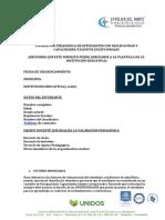FORMATO VALORACION PEDAGOGICA310320