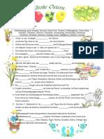Ostern Arbeitsblatter 4561