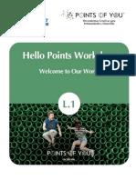 Bienvenido al mundo de Points of You - Certificación Internacional (v2).