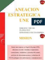 UDEC PLANEACION ESTRATEGICA TIPO DE UNA EMPRESA IS2020.pptx