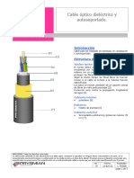 Cable ADSS_Standar_Prysma