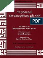 Disciplining the Soul - Al Ghazali.pdf
