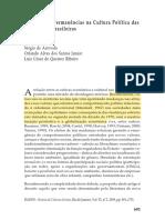AZEVEDO, Sérgio -  Mudanças na cultura politica das metrópoles brasileiras.pdf
