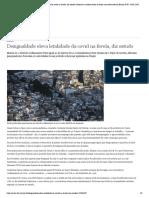 DW Desigualdade eleva letalidade da covid na favela, diz estudo _ Notícias e análises sobre os fatos mais relevantes do Brasil _ DW _ 28.05.2020