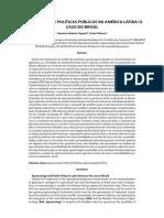 Agroecologia e políticas públicas no Brasil