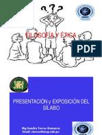 TEMA 01A PRESENTACIÓN DEL SÍLABO