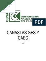Canastas_GES_CAEC Corporacion Nacional CA 2016