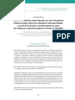BeatrizRamírezHuaroto - Acceso a la justicia como derecho en clave de género Perú Colombia (2019)