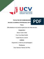 EJERCICIOS DE INTERVENCION EN LOS PROCESOS DE LECTURA.docx