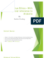 Module 17- Virtue Ethics – with Special Reference to Aristotle-PPT_2