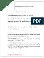 SISTEMA GENERAL DE SEGURIDAD SOCIAL EN SALUD INTEGRAL