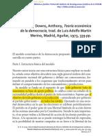 Teoria economica de la democracia A Downs.pdf