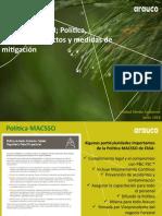 Política MACSSO y Aspectos e Impactos