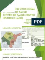 DIAGNÓSTICO SITUACIONAL INTEGRAL DE SALUD