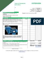 Cotizacion Proingesa 047.20 Autocebante
