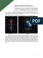2.6 Particulele solare și aurorele polare