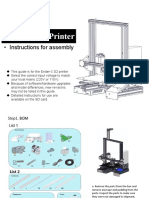 Ender-3 Official Assembly Instruction