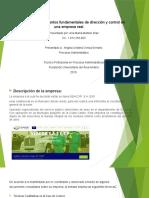Actividad evaluativa Eje 3 Procesos Administrativos 1