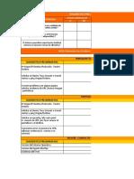 Checklist SOC