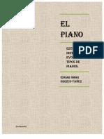 Historia del piano Documento