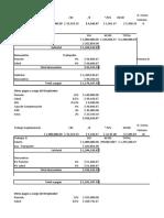 Liquidación Primera Entrega Derecho Laboral y Contratos 2020-1