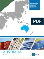 Energy Report - Australia, July 2019