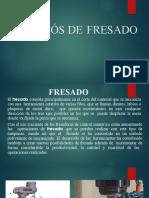 PROCESOS DE FRESADO