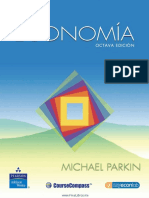 Economía, 8va Edicion - Michael Parkin
