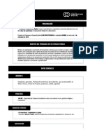 Lean Practitioner - Brochure//Cronograma