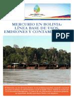 Boletin Mercurio en Bolivia