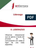 20 abr 2020. Liderazgo - Roles, Responsabilidad y Autoridad
