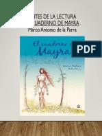 lenguaje NM1(1ºA) PPT. El cuaderno de mayra.