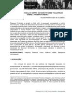 Artigo PDF  Percepcao Social do Corpo  Graziele