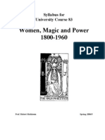 Women, Magic and Power