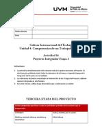 Proyecto integrador Etapa 3