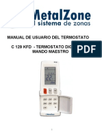 metalzoneMANUAL USUARIO C129KFD