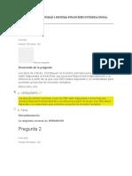 SISTEMA FINANCIERO INTERNACIONAL