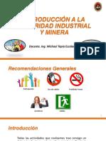 1. Introducción a la Seguridad Industrial y Minera