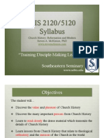 Mckinion_Church History 2 Syllabus