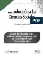 CIENCIAS SOCIALES ACTIVIDADES