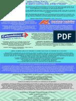 """EV.2 Infografía """"Índices de gestión de servicio"""""""