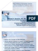 M. Rowane - Core Concepts in Osteopathic Manipulative Medicine