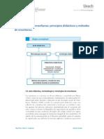 Práctica de La Enseñanza_ Principios Didacticoa y Metodos de Enseñanza