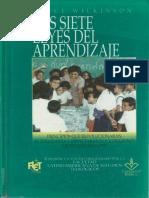LAS 7 LEYES DEL APRENDIZAJE (CAPS 1-3)