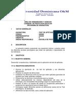 PR0GRAMA TEST DE APTITUDES R0S HCS 260