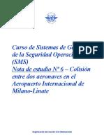 OACI SMS Nota 06  (R13-A)