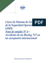 OACI SMS Nota 04  (R13-A)